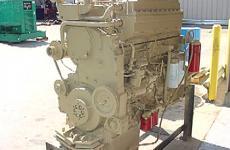 Двигатель Cummins KTA-19